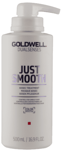 Goldwell Dual Sens Just Smooth 60 sec Treatment - 500ml.