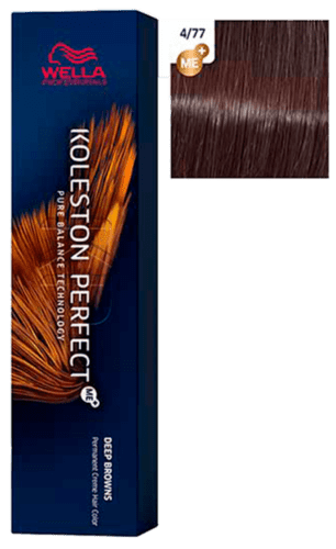 Wella Koleston Perfect ME+ nr. 4,77 - 60 ml