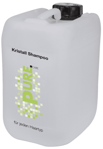 Pure Krystal shampoo - 5000 ml.