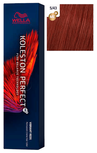 Wella Koleston Perfect ME+ nr. 5,43 - 60 ml