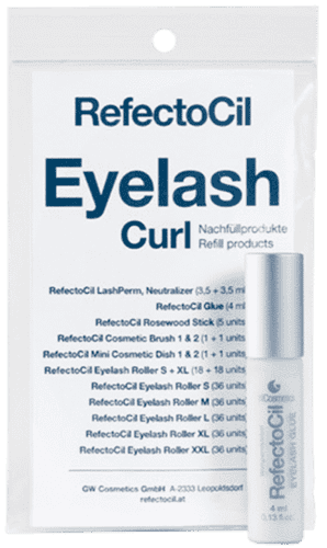 Refectocil glue CURL
