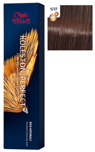 Wella Koleston Perfect ME+ nr. 5,37 - 60 ml