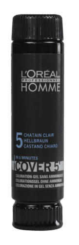 Homme Cover 5' NO5 lysbrun - 50 ml.