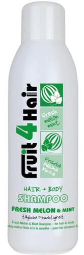 Fruit4hair Melon&Mint shampoo - 1000 ml