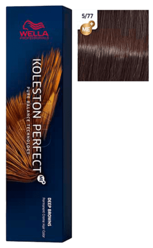 Wella Koleston Perfect ME+ nr. 5,77 - 60 ml
