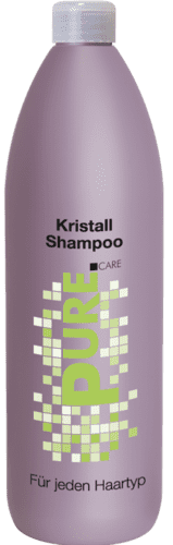 Pure Krystal shampoo - 1000 ml.