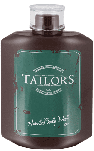 Tailor's Hair & Body Wash - 250 ml