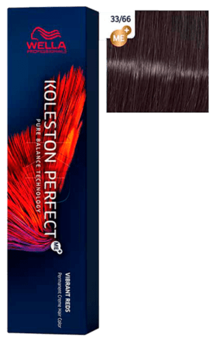 Wella Koleston Perfect ME+ nr. 33,66 - 60 ml