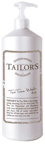 Tailor's Tea Tree Wash - 1000 ml