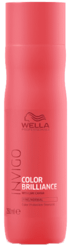 Wella Invigo Color Brilliance Shampoo/fint 250 ml.