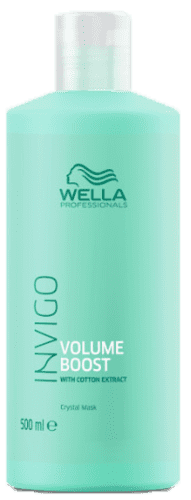 Wella Volume Boost Crystal mask- 500 ml.