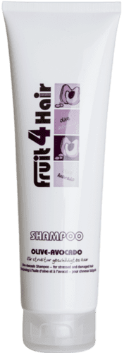 Fruit4hair Oliven-Avocado shampoo 300 ml