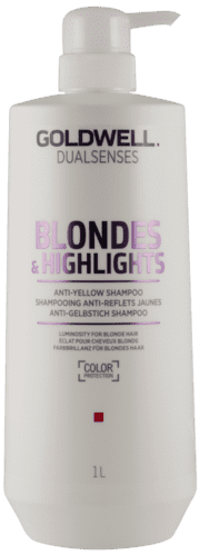 DS Blondes & Highlights Shampoo 1000 ml