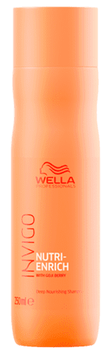 Wella Enrich deep nourishing shampoo- 250 ml