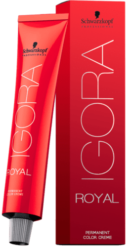 Igora Royal  nr. 9½,18 - 60 ml.