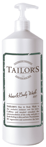 Tailor's Hair & Body Wash - 1000 ml