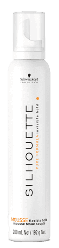 Silhouette mousse flexible hold - 200 ml