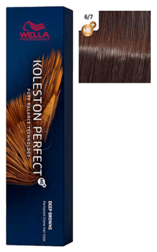 Wella Koleston Perfect ME+ nr. 6,7 - 60 ml