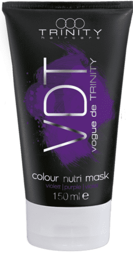 Trinity Color nutri mask lilla - 150 ml
