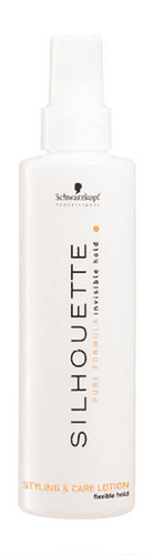 Silhouette styling & care lotion 200 ml.
