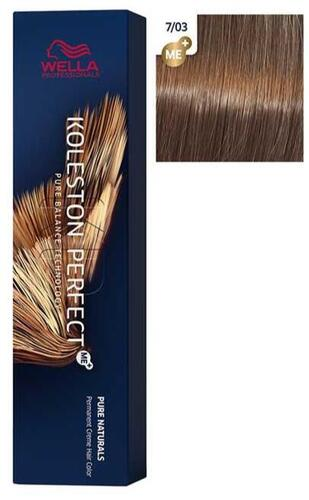 Wella Koleston Perfect ME+ nr. 7,03 - 60 ml