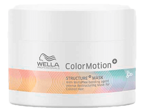 Wella Professional Care Color Motion+ Structure+ Maske - 150 ml