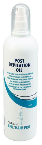 Post depilation oil - 500 ml