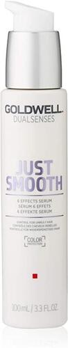 Goldwell Dualsensess  Just Smooth 6 effekt serum - 100 ml.