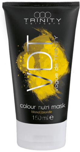 Trinity Color nutri mask blond - 150 ml